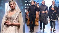 Lakme Fashion Week 2018: Sushmita Sen and Saif Ali Khan steal the show on Day 4