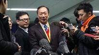 Terry Gou named best-performing CEO in Taiwan