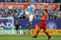 MLS: Sebastian Giovinco salvages draw for Toronto FC against New York City FC