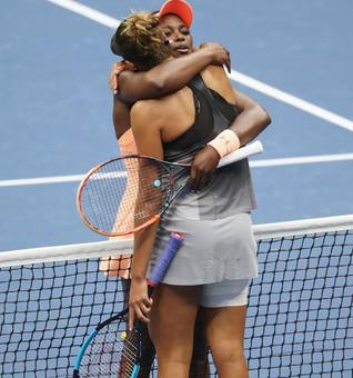 That HUG says it all