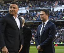 'I am shocked', Ronaldo responds to Michael Owen's 'fat' jibe