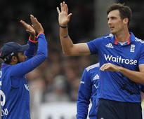 ICC Champions Trophy 2017: England announce Steven Finn as replacement for injured Chris Woakes