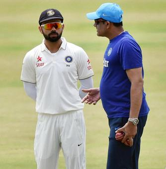 Kohli, Kumble demand 150 per cent hike for Grade 'A' players
