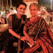 Eternal Beauties! Dia Mirza and Waheeda Rahman's priceless picture will take all your work blues away