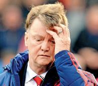 Difficult to see Van Gaal lasting another season, writes Dileep Premachandran