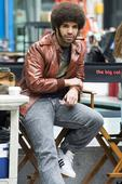 Drake In 'Anchorman 2': Rapper Spotted On Set Of 'Anchorman: The Legend Continues' (PHOTO)