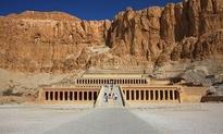 Egypt's tourism industry is still reeling but hope is on the horizon