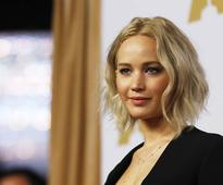 Jennifer Lawrence is world's highest paid-actress