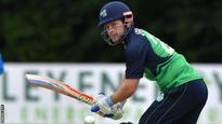 Joyce run-out row as Afghans beat Irish