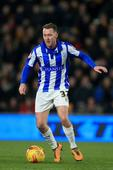 McGeady fires home his first goal for Sheffield Wednesday