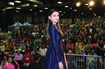 Annual India Fair Organized By Local Business Draws Large Crowds