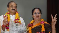 Neema Bhagat elected as EDMC mayor