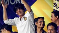 When Shah Rukh Khan was touched by crying KKR cheerleaders
