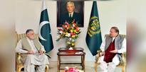 PM Nawaz meets Zafarullah Jamali in Islamabad