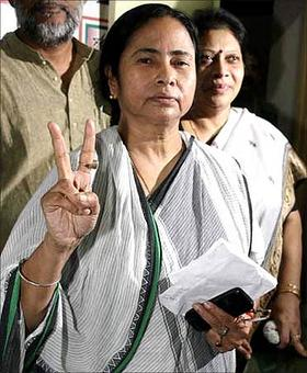 TMC takes refuge under Saraswati to explain absence today