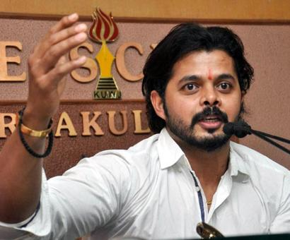 Ban on Sreesanth: HC issues notice to Vinod Rai panel