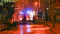 Car bomb at Turkish stadium