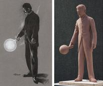 New Kickstarter aims to bring life-sized Nikola Tesla statue to Silicon Valley