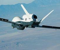 Northrop Grumman, US Navy Complete Triton Unmanned Aircraft's First Flight