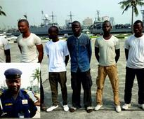 Navy busts illegal merchant navy training camp in Lagos