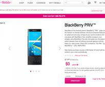 T-Mobile BlackBerry Priv Android QWERTY Smartphone Now Available For All Customers