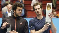 Murray beats Tsonga to win Vienna Open, narrows gap with Djoker for no. 1 rank