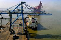 Mundra Port handles largest container ship in India