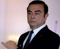 Carlos Ghosn steps down as Nissan CEO