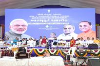 Rupani launches works for SAUNI project link-3