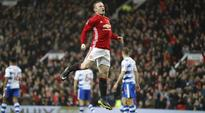 Wayne Rooney becomes Manchester United's joint-all time top scorer