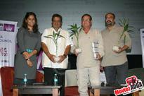 Salim Khan, Anurag Basu and others at Cinema 100 event