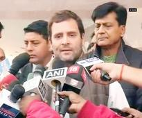 Rahul questions Modi's silence on DDCA row, tells him to take action