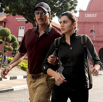 Review: Watch Naam Shabana for Taapsee Pannu