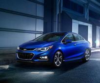General Motors Confirms The Chevrolet Cruze RS Diesel Launch