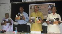 Drama collections of theatre personality Sitanath Lahkar launched by Nirupama Borgohain