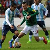 World Cup 2018 Qualifiers: Bolivia beat Messi-less Argentina 2-0