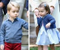Prince George and Princess Charlotte's sweet hobbies!