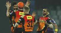 IPL 9 Eliminator KKR vs SRH: Sun rises over Hyderabad, KKR out