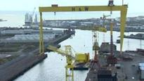 Harland and Wolff deal secures 200 jobs