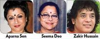 Aparna Sen, Seema Deo and Zakir Hussain to be honoured at PIFF