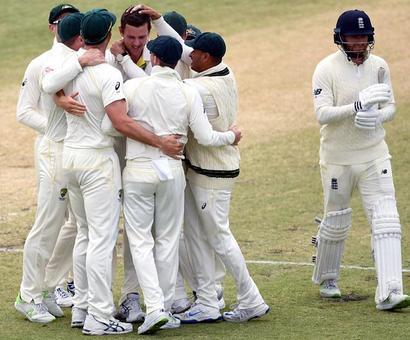 PHOTOS: Australia vs England, 3rd Ashes Test, Day 5