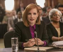 Jessica Chastain Is on a Ruthless Crusade in the Trailer for Gun Control Drama Miss Sloane