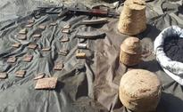Shocking! IEDs, AK-56 rifle, explosive powder recovered from Rajouri in J&K