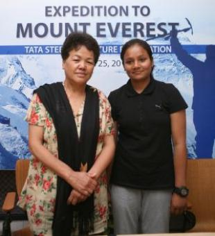 Arunima is first woman amputee to conquer Mt. Everest