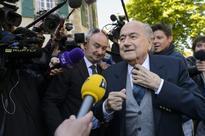 Sepp Blatter has surgery for skin cancer