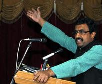 Ram Madhav, Mehbooba Mufti to hold talk over govt formation in J&K