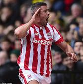 Republic of Ireland forward Jonathan Walters fighting to be fit for Euro 2016