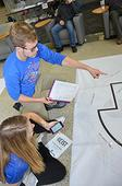 Young prospective engineers will visit for design competition