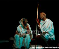 Ahemdabad-based theatre group to perform KASTURBA in Mumbai... Penned by veteran Gandhian Narayan Desai... - News