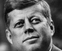 John F. Kennedy predicted his own assassination